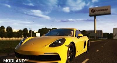 Porsche Cayman GTS 2018 [1.5.9], 1 photo